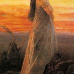 Jephtha's Daughter by George Hicks